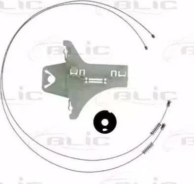 BLIC 6205-01-052804P - Kit de réparation, lève-vitre www.widencarpieces.com