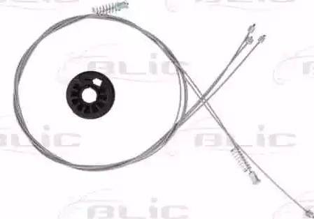 BLIC 6205-01-052806P - Kit de réparation, lève-vitre www.widencarpieces.com