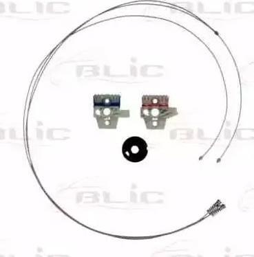 BLIC 6205-01-052802P - Kit de réparation, lève-vitre www.widencarpieces.com