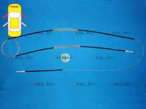 BLIC 6205-01-009813P - Kit de réparation, lève-vitre www.widencarpieces.com