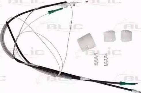 BLIC 6205-01-039802P - Kit de réparation, lève-vitre www.widencarpieces.com