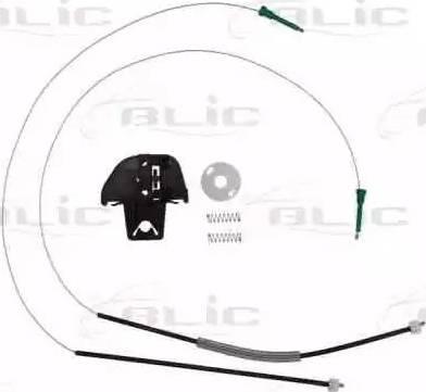 BLIC 6205-01-038803P - Kit de réparation, lève-vitre www.widencarpieces.com