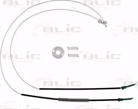BLIC 6205-01-038814P - Kit de réparation, lève-vitre www.widencarpieces.com