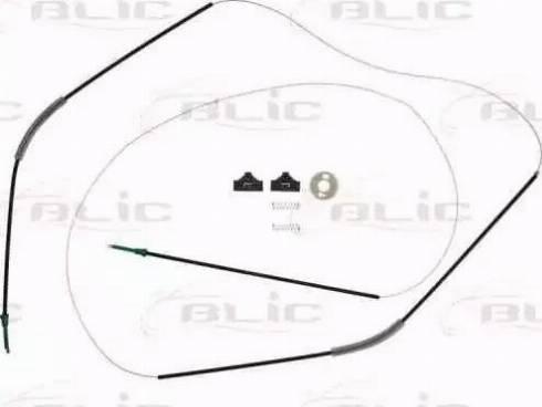BLIC 6205-01-024802P - Kit de réparation, lève-vitre www.widencarpieces.com