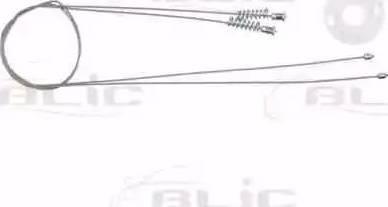 BLIC 6205-01-020814P - Kit de réparation, lève-vitre www.widencarpieces.com