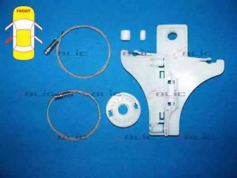 BLIC 6205-01-022803P - Kit de réparation, lève-vitre www.widencarpieces.com