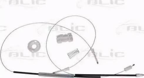 BLIC 6205-08-016803P - Kit de réparation, lève-vitre www.widencarpieces.com