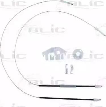 BLIC 6205-08-013801P - Kit de réparation, lève-vitre www.widencarpieces.com