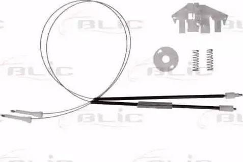 BLIC 6205-08-013802P - Kit de réparation, lève-vitre www.widencarpieces.com