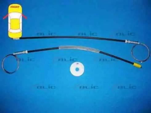 BLIC 6205-08-017813P - Kit de réparation, lève-vitre www.widencarpieces.com