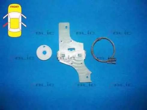 BLIC 6205-08-035803P - Kit de réparation, lève-vitre www.widencarpieces.com
