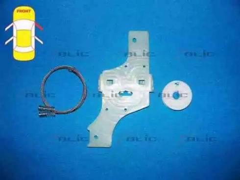 BLIC 6205-08-035802P - Kit de réparation, lève-vitre www.widencarpieces.com