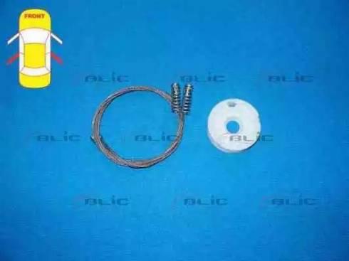 BLIC 6205-08-035814P - Kit de réparation, lève-vitre www.widencarpieces.com