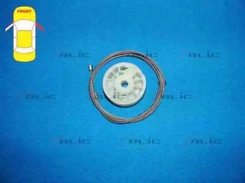BLIC 6205-08-024808P - Kit de réparation, lève-vitre www.widencarpieces.com
