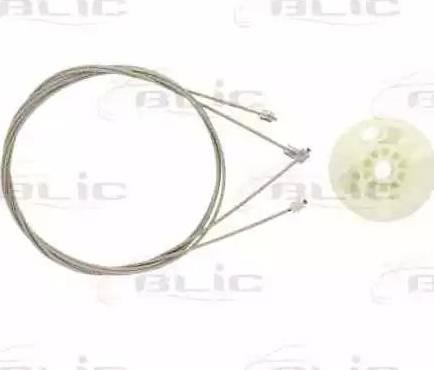BLIC 6205-08-024807P - Kit de réparation, lève-vitre www.widencarpieces.com