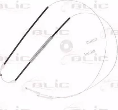 BLIC 6205-08-020812P - Kit de réparation, lève-vitre www.widencarpieces.com