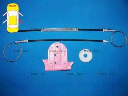 BLIC 6205-03-043804P - Kit de réparation, lève-vitre www.widencarpieces.com