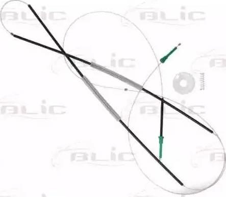 BLIC 6205-03-032812P - Kit de réparation, lève-vitre www.widencarpieces.com