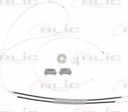 BLIC 6205-03-028818P - Kit de réparation, lève-vitre www.widencarpieces.com