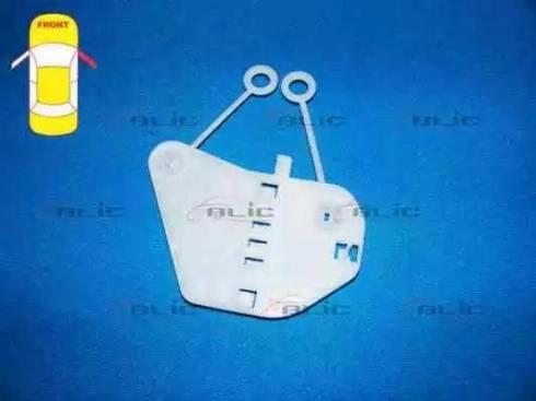 BLIC 6205-02-001822P - Kit de réparation, lève-vitre www.widencarpieces.com