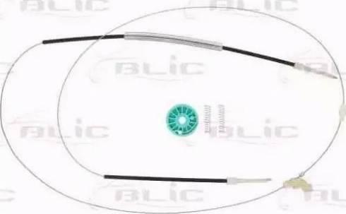 BLIC 6205-02-100812P - Kit de réparation, lève-vitre www.widencarpieces.com