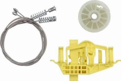 BLIC 6205-07-040801P - Kit de réparation, lève-vitre www.widencarpieces.com