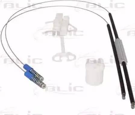 BLIC 6205-07-036804P - Kit de réparation, lève-vitre www.widencarpieces.com