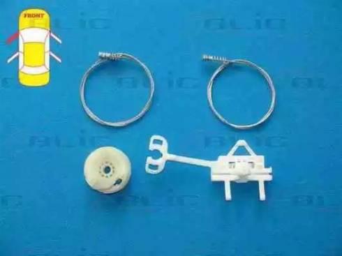 BLIC 6205-07-036801P - Kit de réparation, lève-vitre www.widencarpieces.com