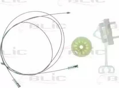 BLIC 6205-07-036818P - Kit de réparation, lève-vitre www.widencarpieces.com