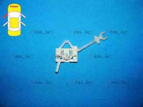 BLIC 6205-07-033821P - Kit de réparation, lève-vitre www.widencarpieces.com