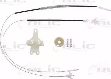BLIC 6205-16-014802P - Kit de réparation, lève-vitre www.widencarpieces.com