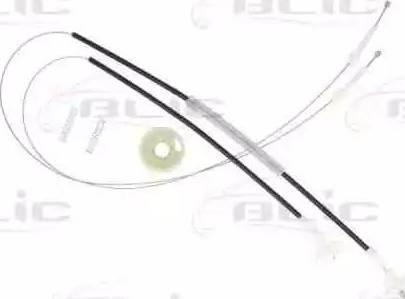 BLIC 6205-16-014807P - Kit de réparation, lève-vitre www.widencarpieces.com