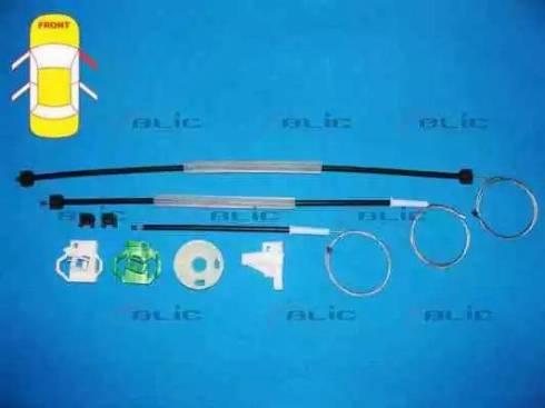BLIC 6205-10-001802P - Kit de réparation, lève-vitre www.widencarpieces.com