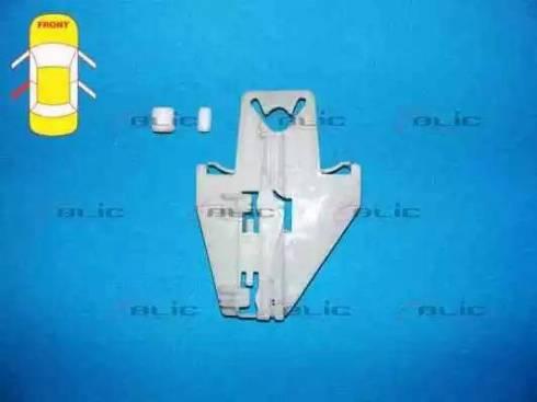 BLIC 6205-10-010823P - Kit de réparation, lève-vitre www.widencarpieces.com