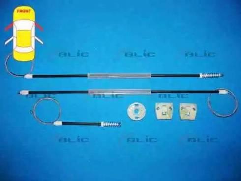 BLIC 6205-10-012800P - Kit de réparation, lève-vitre www.widencarpieces.com