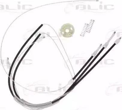 BLIC 6205-10-012813P - Kit de réparation, lève-vitre www.widencarpieces.com