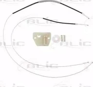 BLIC 6205-30-003801P - Kit de réparation, lève-vitre www.widencarpieces.com
