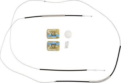 BLIC 6205-25-041801P - Kit de réparation, lève-vitre www.widencarpieces.com