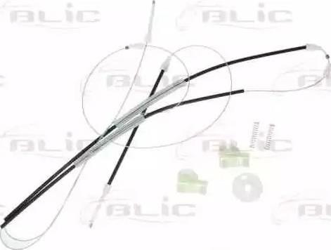 BLIC 6205-25-016801P - Kit de réparation, lève-vitre www.widencarpieces.com