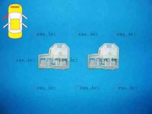 BLIC 6205-25-016821P - Kit de réparation, lève-vitre www.widencarpieces.com