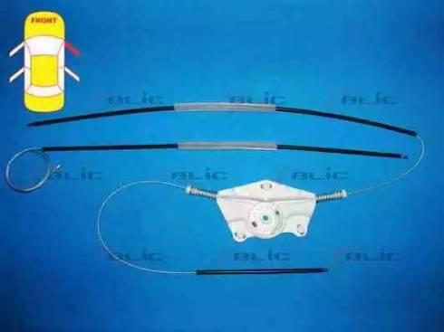 BLIC 6205-25-031806P - Kit de réparation, lève-vitre www.widencarpieces.com