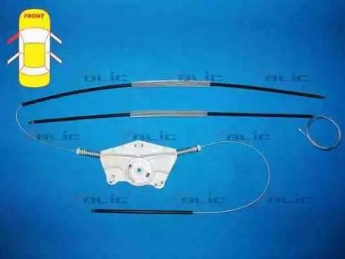 BLIC 6205-25-031807P - Kit de réparation, lève-vitre www.widencarpieces.com