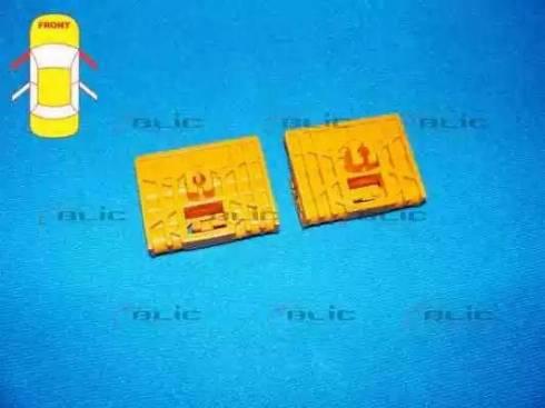 BLIC 6205-25-031820P - Kit de réparation, lève-vitre www.widencarpieces.com