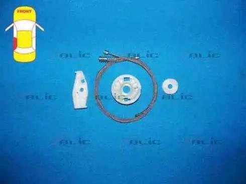 BLIC 6205-25-032803P - Kit de réparation, lève-vitre www.widencarpieces.com