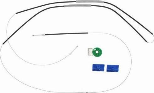 BLIC 6205-25-024801P - Kit de réparation, lève-vitre www.widencarpieces.com