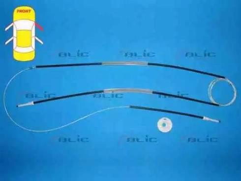 BLIC 6205-25-025806P - Kit de réparation, lève-vitre www.widencarpieces.com