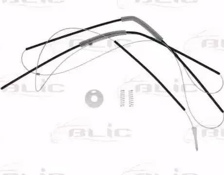 BLIC 6205-25-025807P - Kit de réparation, lève-vitre www.widencarpieces.com