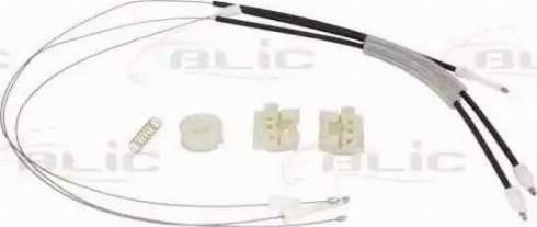 BLIC 6205-26-009800P - Kit de réparation, lève-vitre www.widencarpieces.com