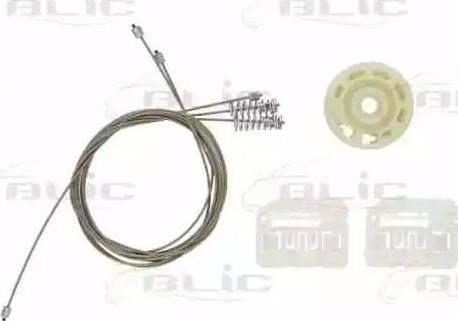 BLIC 6205-20-034801P - Kit de réparation, lève-vitre www.widencarpieces.com
