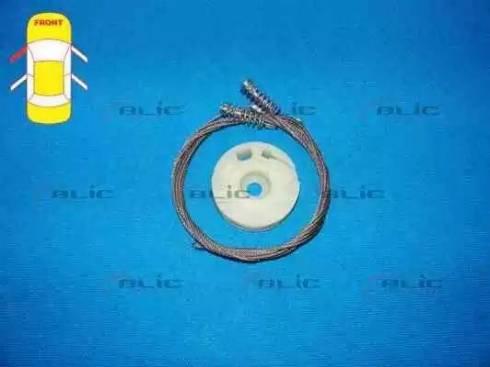 BLIC 6205-20-034807P - Kit de réparation, lève-vitre www.widencarpieces.com